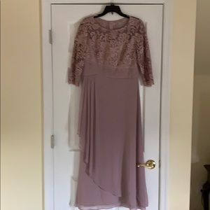 Beautiful Mauve gown